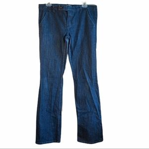 London Jean Stretch Bootcut TALL Jeans Size 12